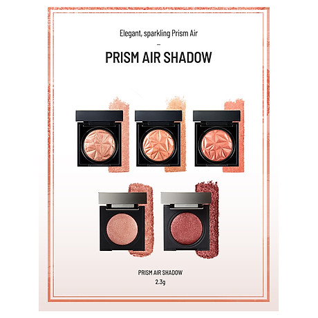 Phấn Mắt Clio Prism Air Shadow Sparkling 3