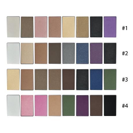 Phấn mắt 8 ô siêu mịn Mira Aroma Shadow Palette 8 Colors Hàn Quốc (2g x8) No.1 tặng kèm móc khoá 6
