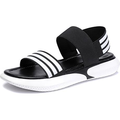 Giày sandal Quai kẻ ngang đế mềm êm - Hàng Đẹp 5