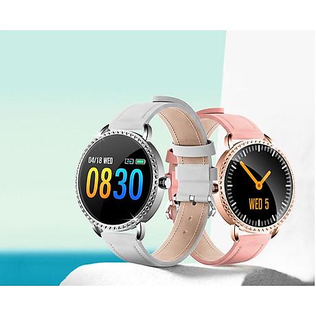 Đồng hồ theo dõi sức khỏe H7 (chống nước IP67) 8