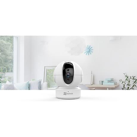 Camera IP - Camera Wifi Trong Nhà EZVIZ C6CN 1080P - Đàm Thoại 2 Chiều - Xoay 360 Độ Theo Chuyển Động - Hàng nhập khẩu 1