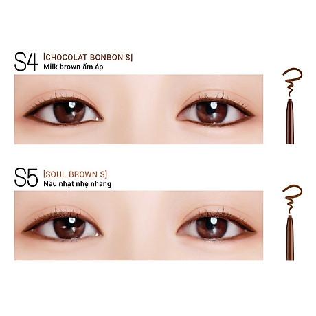 Gel chì kẻ mắt Bbia Last Auto Gel Eyeliner Slim 0.1g (5 màu) 6