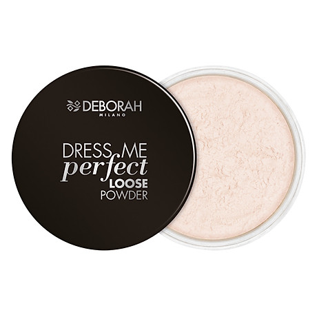 Phấn Bột Deborah Dress Me Perfect Loose Powder 0 1
