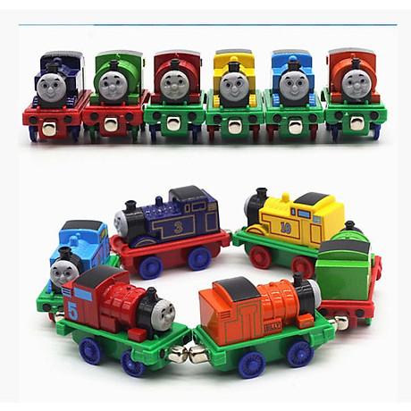 Bộ 6 đồ chơi hợp kim phim hoạt hình 1