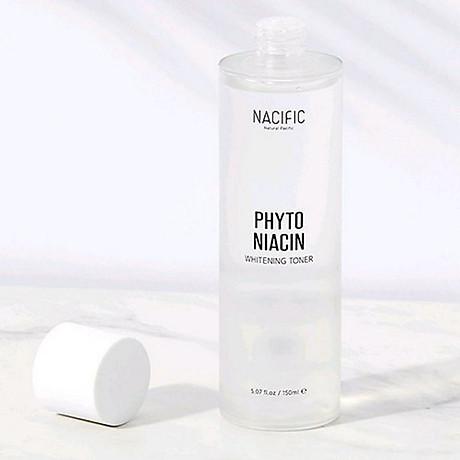 Nước cân bằng làm trắng da Nacific 150ml 2
