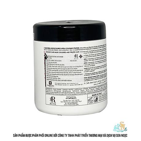 Hàng Ý Dầu hấp phục hồi, giữ màu cho tóc nhuộm 500 ml RR17126 2