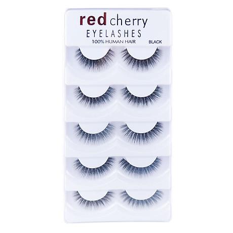 Mi 3D Red Cherry Eyelashes 2
