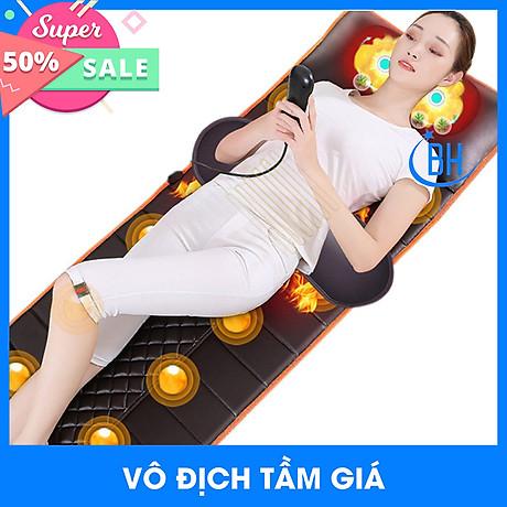 Nệm Massage ,Đệm massage Toàn Thân.Giúp Giảm Căng Thẳng Mệt Mỏi Trên Khắp Cơ Thể 1
