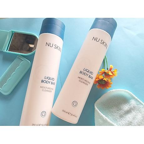 Sữa tắm Nuskin Liquid Body Bar Moisturizing Cleanser 250ml 5