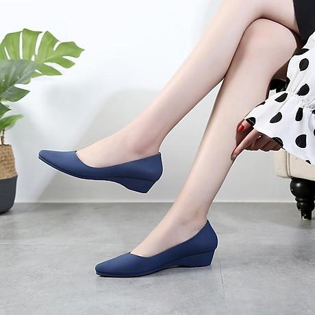 Giày Búp Bê Nữ Đế Bệt Nhựa Dẻo Êm Ái G01 5