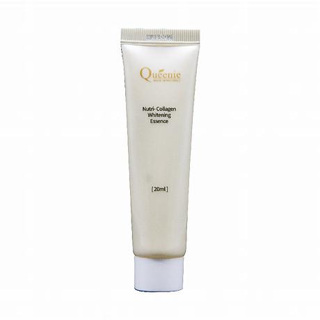 Bộ loại bỏ sạm nám, tàn nhang Queenie bổ sung Collagen trải nghiệm 4 sản phẩm 5