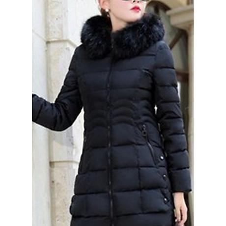 Áo khoác phao cao cấp cực ấm BY4380 2