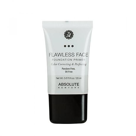 Kem Lót Absolute Newyork Flawless Face Foundation Primer NF080 - Clear (5g) 1