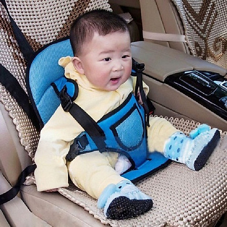 Đai ghế ngồi ô tô cho bé 2
