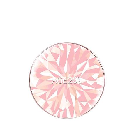 Phấn nền kim cương AGE20 s Essence Cover Pact DIAMOND Pink SPF 50+ PA +++ 12.5g 1