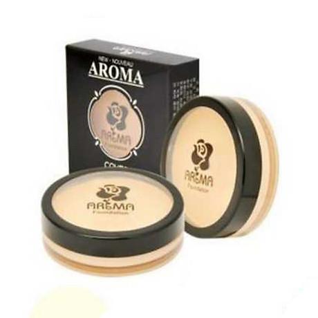 Kem che khuyết điểm Aroma Cover Foundation Hàn Quốc 14g No.23 Beige tặng kèm móc khoá 4