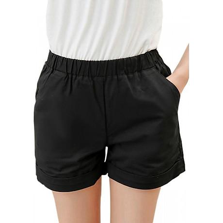 Quần shorts nữ chất liệu cao cấp thoáng mát 166 1