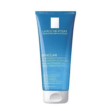 Gel rửa mặt cho da dầu Effaclar Gel Moussant Purifiant La Roche Posay 200ml 1