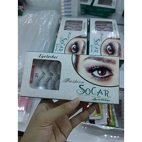 Lông mi giả Socar Eyelashes Fashion 4