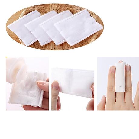 Túi Bông Tẩy Trang Lameila Chất Liệu Cotton Cao Cấp 50 Miếng - Giao Mầu Ngẫu Nhiên -MP093 3