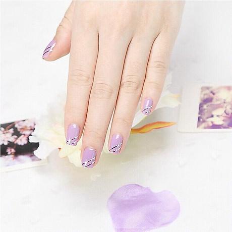Set 10 cuộn băng keo trang trí móng DIY phong cách tao nhã - decal dán móng Nail nghệ thuật 4