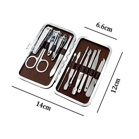 Bộ kiềm cắt móng 12 món cao cấp mini 2