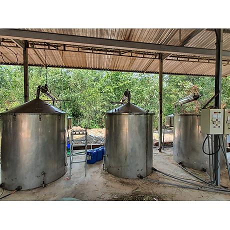 Tinh dầu hoa Hồng 100ml Mộc Mây - tinh dầu thiên nhiên nguyên chất 100% - chất lượng và mùi hương vượt trội 23