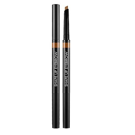 Chì kẻ chân mày No3 Màu Gold Brown - Javin De Seuol Shape Up Eyebrow Pencil 2
