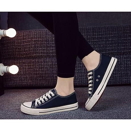 Giày Sneaker Vải Thể Thao Unisex CV9 Năng Động, Sành Điệu 3