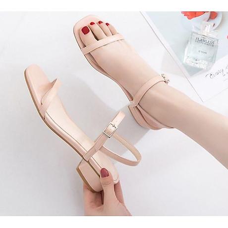 Giày sandals quai mảnh A03 1