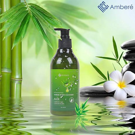 Sữa Tắm Amberé Body Cleanser 5