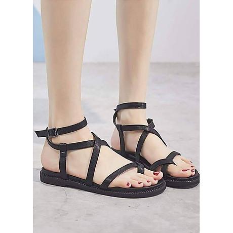 Giày sandal dây chéo 1