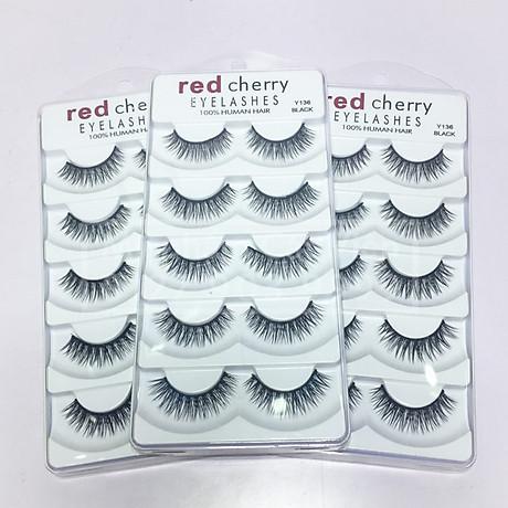 Mi 3D Red Cherry Eyelashes (số 28) 7