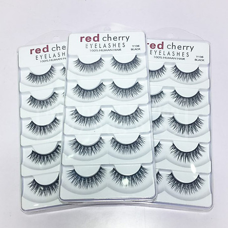 Mi 3D Red Cherry Eyelashes (số 36) 6