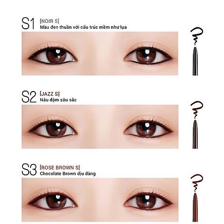 Gel chì kẻ mắt Bbia Last Auto Gel Eyeliner Slim 0.1g (5 màu) 5