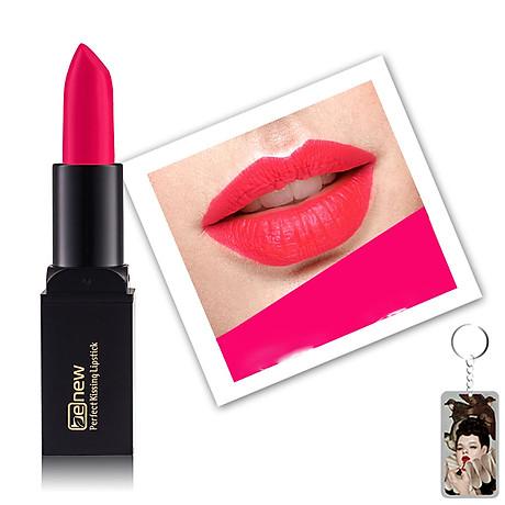 Son lì dưỡng, siêu mềm mượt Benew Perfect Kissing Hàn Quốc 3.5g E03 Kissing red tặng kèm móc khóa 1