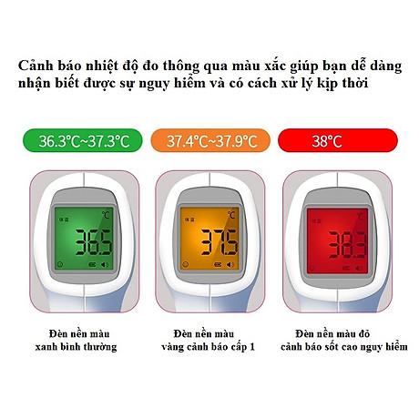 Máy đo nhiệt độ bằng hồng ngoại không tiếp xúc model UX-A-01 8