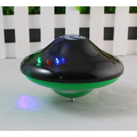 Con quay mô hình đĩa bay cho trẻ V1 có đèn và nhạc - hàng tốt 1