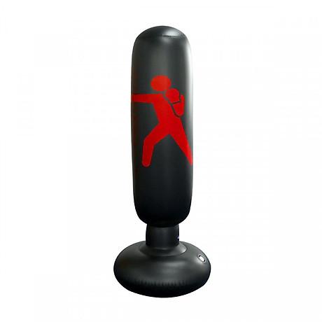 Bao trụ đấm bốc 2.0 PRO X tự cân bằng PVC, bao tập võ Boxing 1