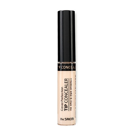 Che khuyết điểm Cover Perfection Tip Concealer THE SAEM 1