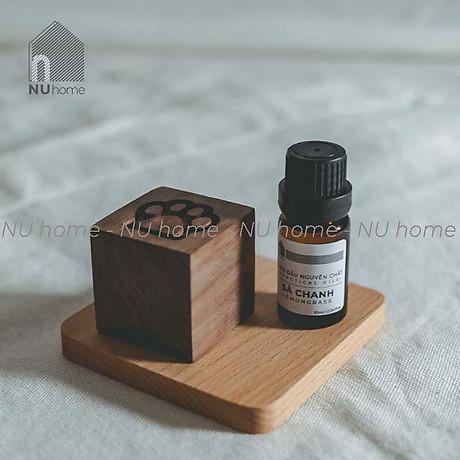 Khếch tán tinh dầu bằng gỗ - Kono, được thiết kế đơn giản với nhiều kiểu dáng đẹp mắt và sang trọng 3