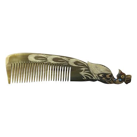 Lược Sừng Bò Châu Phi L07 Phượng Mào To (Da i 20cm x 5cm) 1