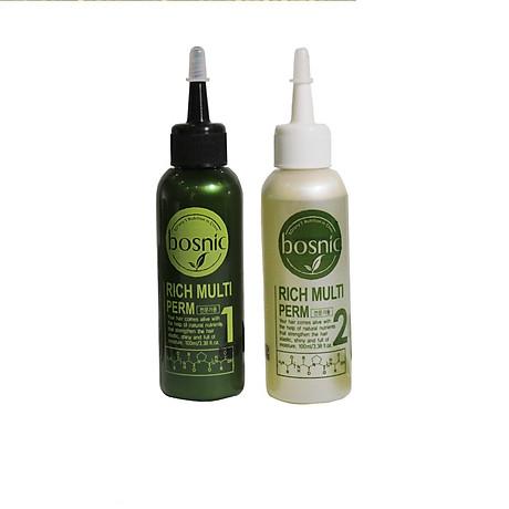 Thuốc Uốn Đa Năng Collagen BOSNIC 100ML 1