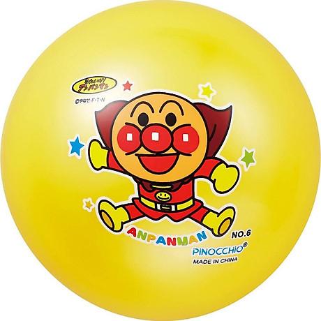 Bóng nảy cao su bơm hơi xuất Nhật 0619-TH-001-DZ6G Toyshouse - Màu ngẫu nhiên 5