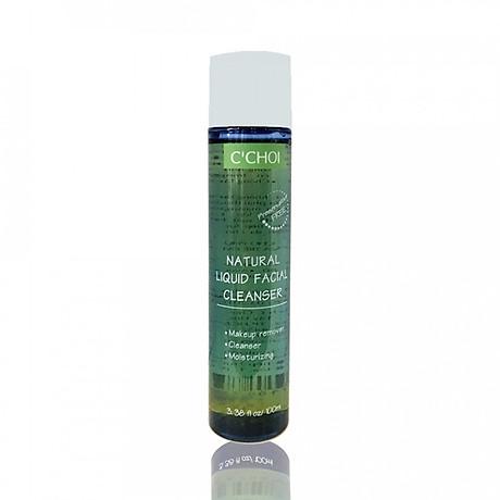 Natural Liquid Facial Cleanser - Sữa Rửa Mặt 3 Trong 1 1