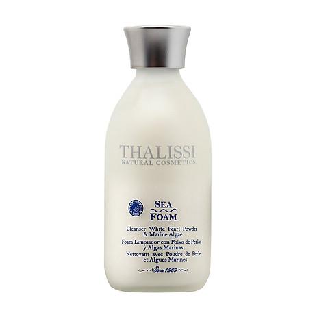 Sữa rửa mặt làm sạch sâu Thalissi Sea Foam 1