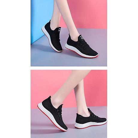 Giày vải nữ thoáng khí kiểu dáng thời trang cho nữ - SB97 4