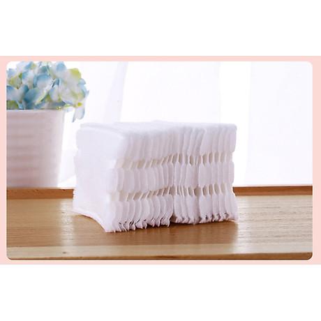 Túi Bông Tẩy Trang Lameila Chất Liệu Cotton Cao Cấp 50 Miếng - Giao Mầu Ngẫu Nhiên -MP093 5