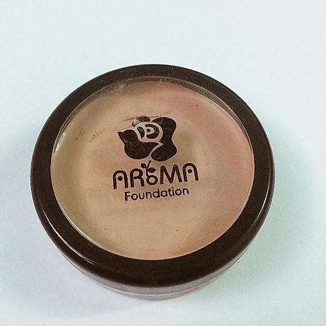 Kem che khuyết điểm Aroma Cover Foundation Hàn Quốc 14g No.21 Light Beige tặng kèm móc khoá 5
