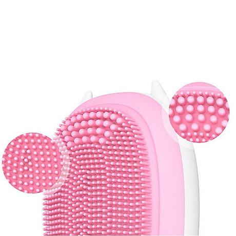 Máy massage rửa mặt pin sạc mini TL-802 - Chống nước 5